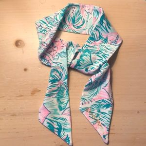 Lilly Pulitzer Wrap Headband New Without Tag